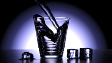 Water in my glass (thumbnail)